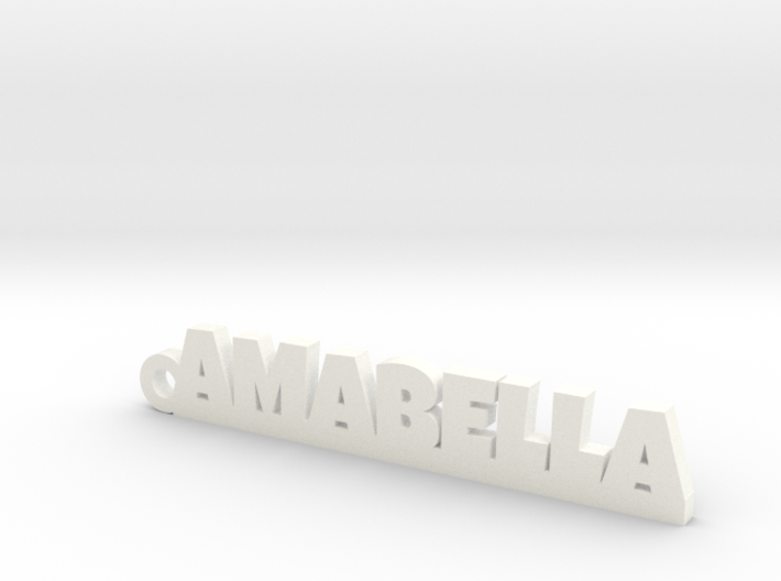 AMABELLA Keychain Lucky 3d printed
