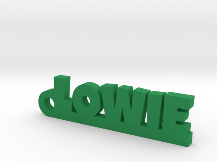 LOWIE Keychain Lucky 3d printed