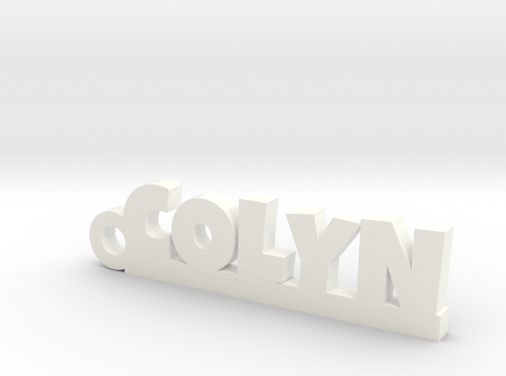 COLYN Keychain Lucky 3d printed