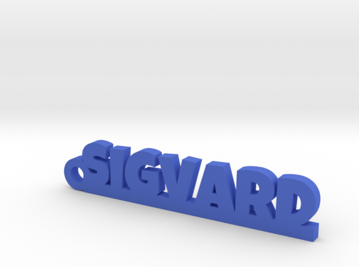 SIGVARD Keychain Lucky 3d printed