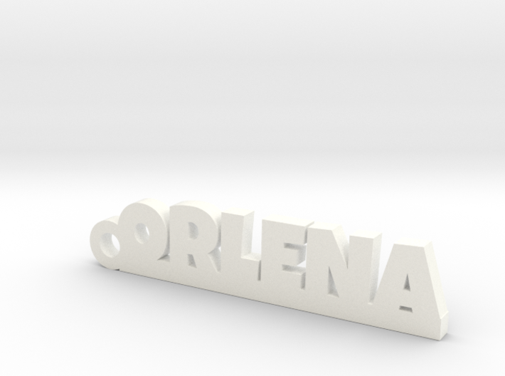 ORLENA Keychain Lucky 3d printed