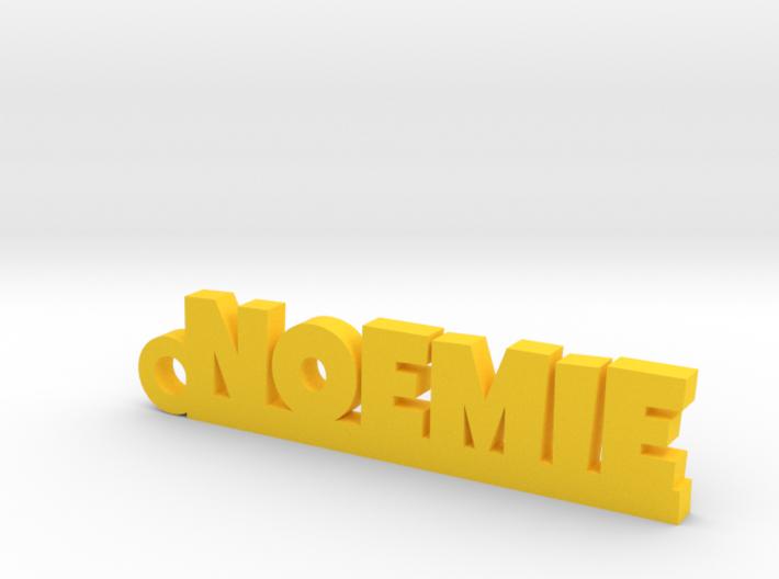 NOEMIE Keychain Lucky 3d printed