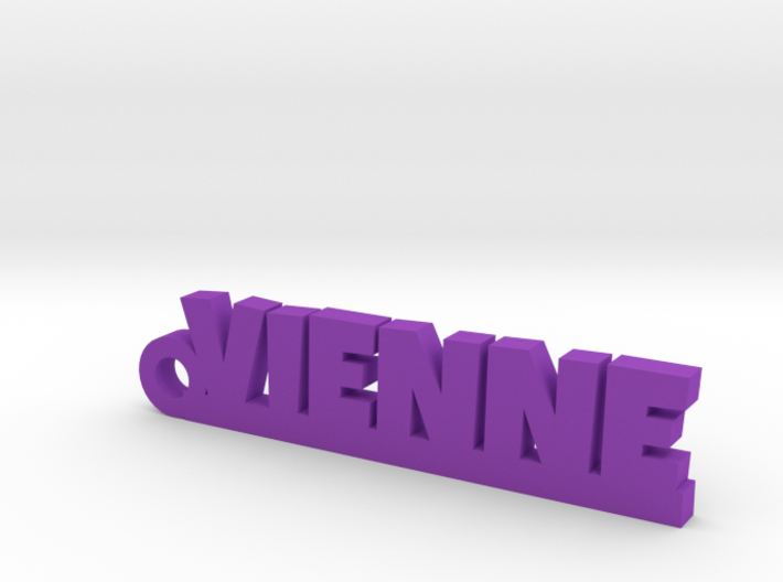 VIENNE Keychain Lucky 3d printed