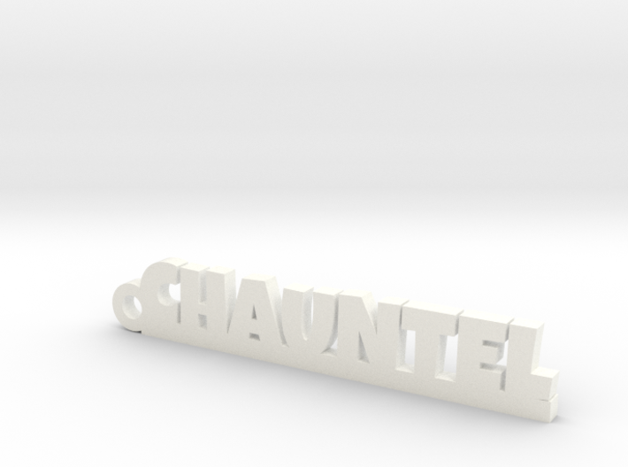 CHAUNTEL Keychain Lucky 3d printed