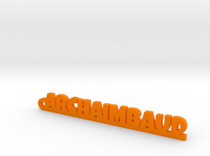 ARCHAIMBAUD Keychain Lucky 3d printed