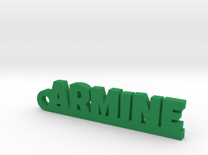 ARMINE Keychain Lucky 3d printed