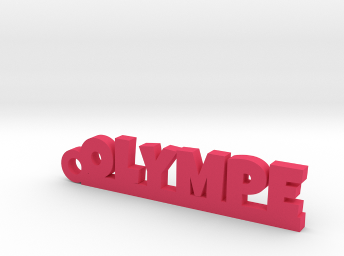 OLYMPE Keychain Lucky 3d printed