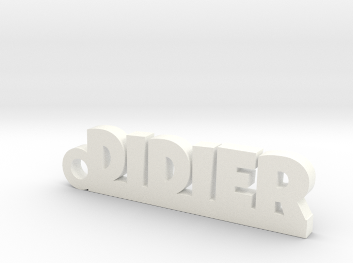 DIDIER Keychain Lucky 3d printed