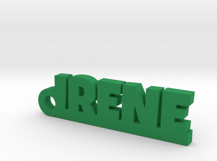 IRENE Keychain Lucky 3d printed
