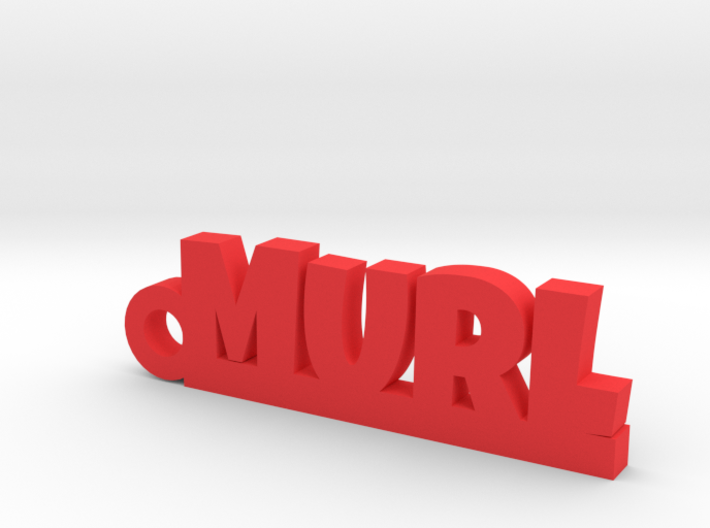 MURL Keychain Lucky 3d printed