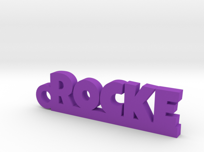 ROCKE Keychain Lucky 3d printed
