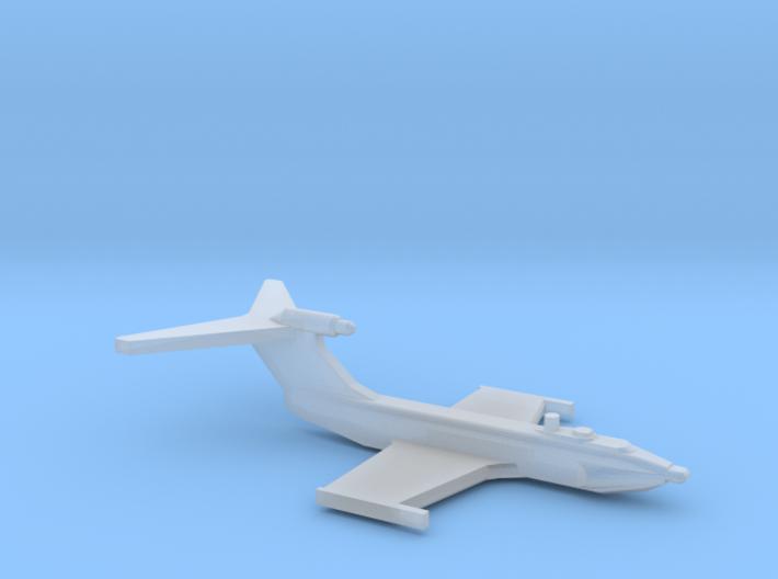 A-90 Orlyonok, 1/1800 3d printed