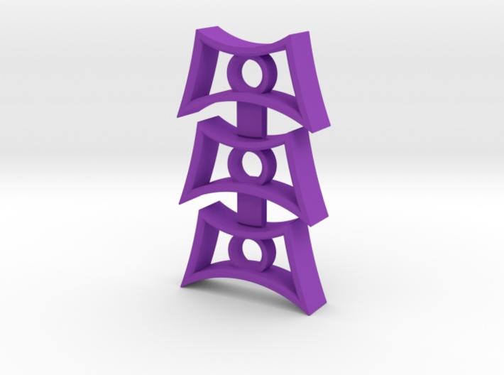 TheEye - fidget spinner insert 3d printed