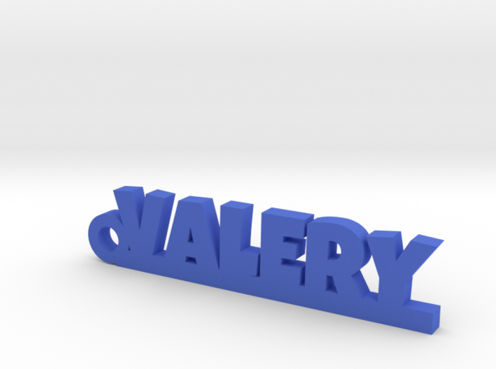 VALERY Keychain Lucky 3d printed