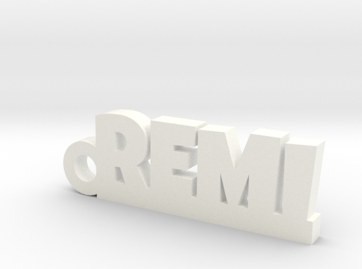 REMI Keychain Lucky 3d printed