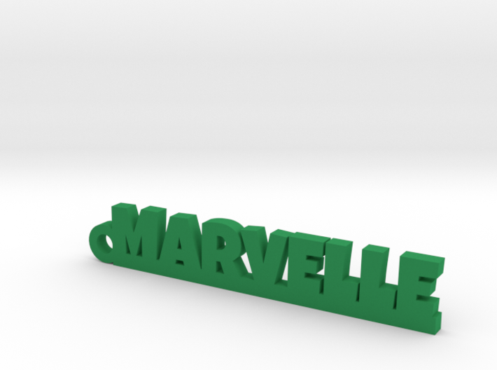 MARVELLE Keychain Lucky 3d printed