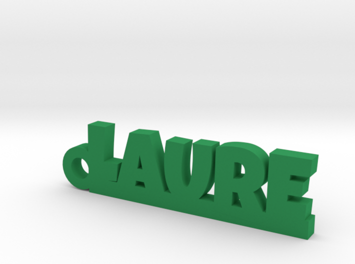 LAURE Keychain Lucky 3d printed