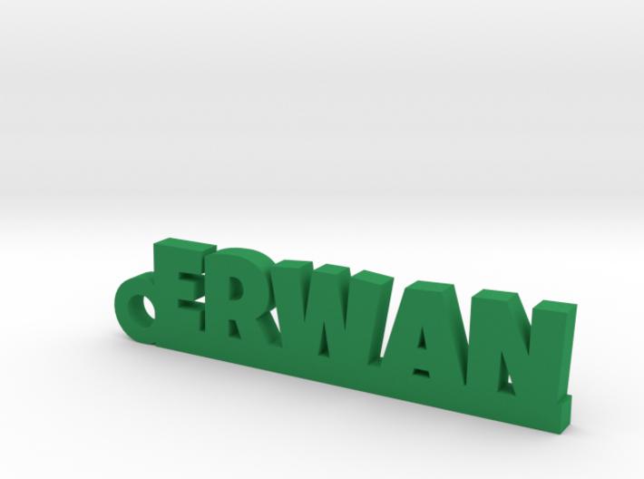 ERWAN Keychain Lucky 3d printed