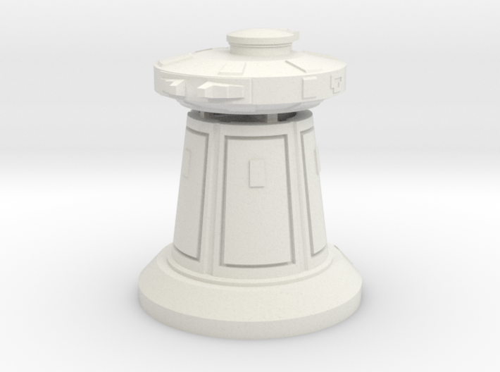 Heavy Turret Battle of Hoth 1:144 3d printed