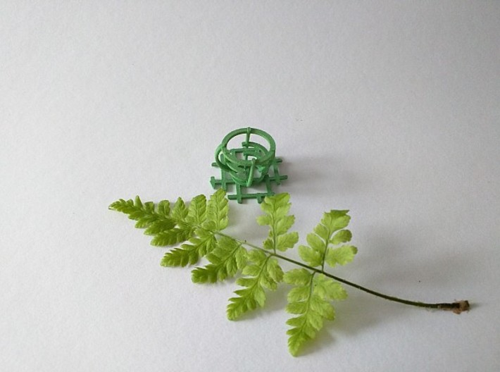 ...a small reminder?...... 3d printed Green reminder - to have a break