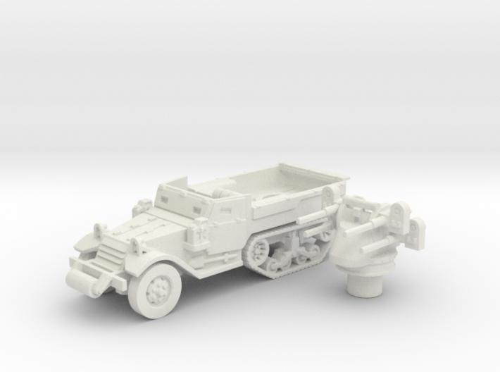M3 Half-track roller (Usa) 1/87 3d printed