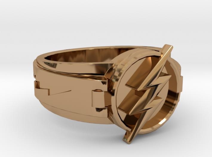 V3 Regular Flash Ring Size 16, 24.64mm 3d printed
