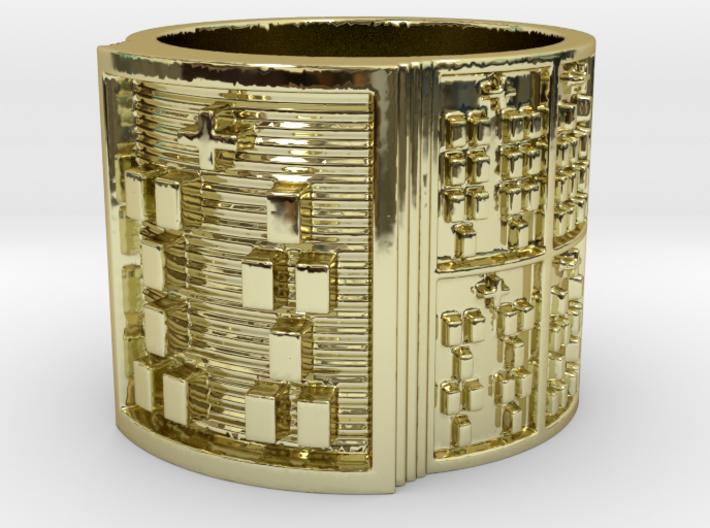 OSHEPAURE Ring Size 11-13 3d printed
