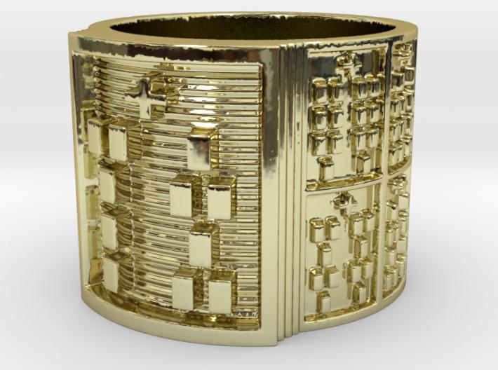OSHESA Ring Size 11-13 3d printed