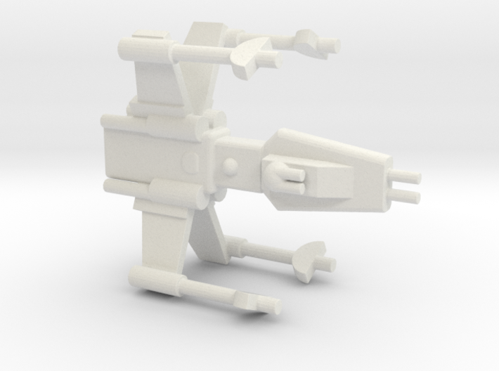 XY-Wing 3d printed