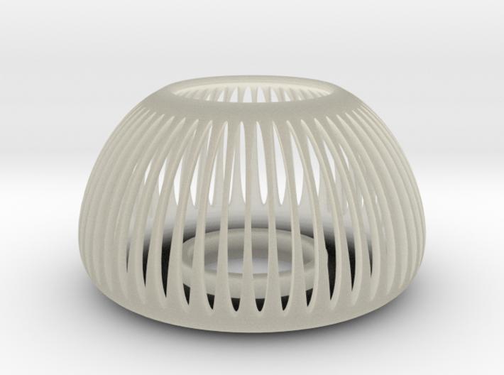 Tea Light Holder 3d printed