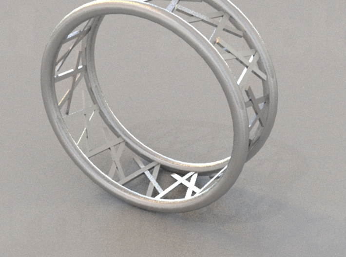 Tamb ring 3d printed