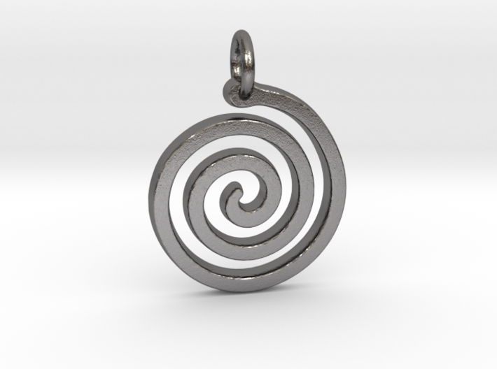 Spiral Simple 3d printed