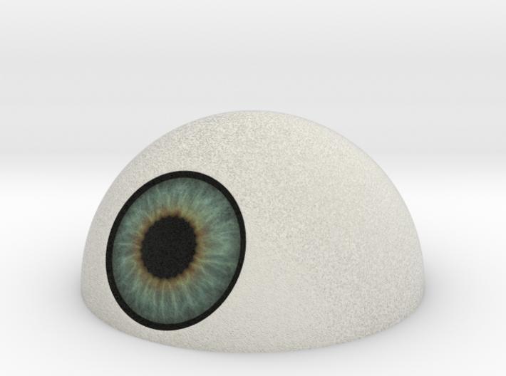Big Eyes 002 3d printed