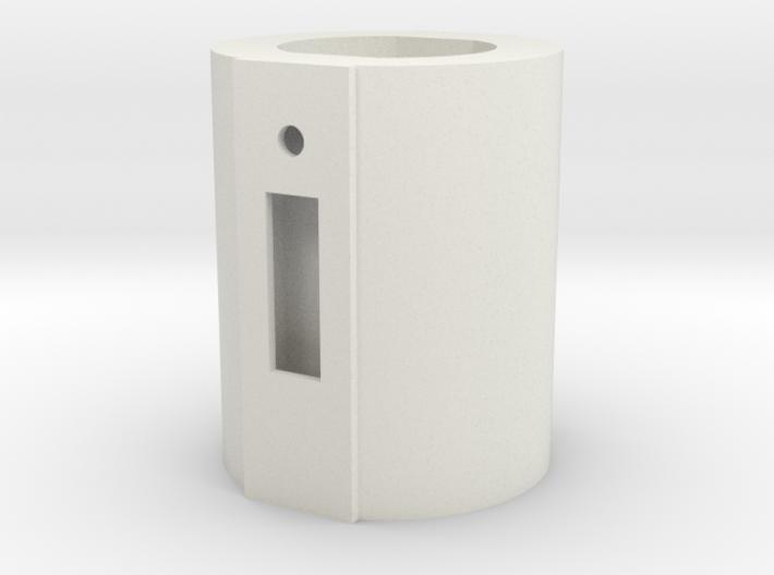Gerbil Nose Poke (narrow) 3d printed