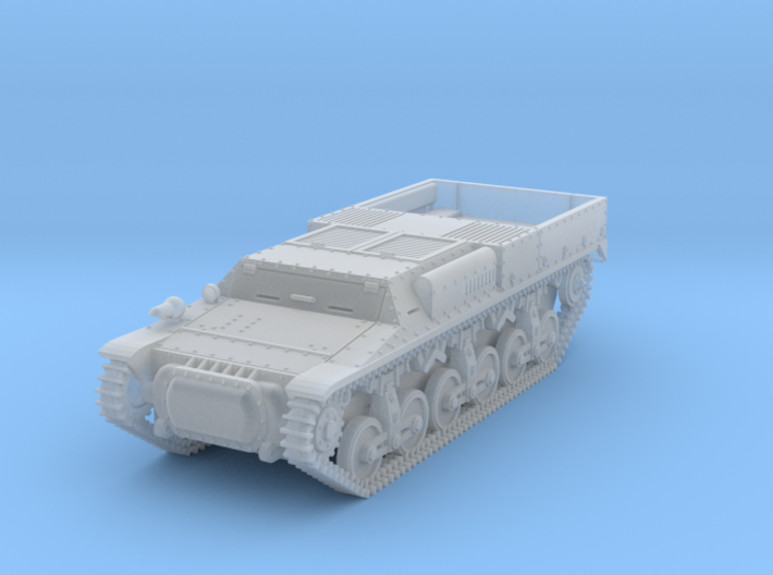 PV176C Lorraine 37L Tractor (1/87) 3d printed