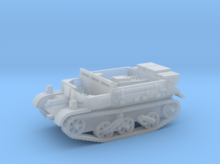 Universal Carrier vehicle (British) 1/200 3d printed