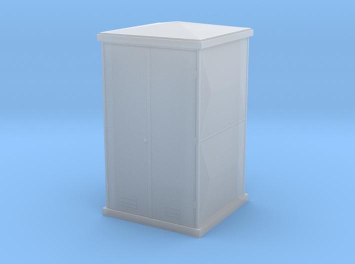 TJ-H04657 - Armoire electrique fibrociment 3d printed