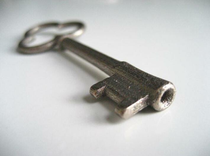 Custom Key Style D 3d printed Style D - Photograph 4