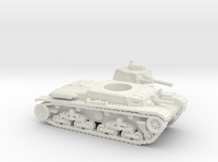 Panzer 35(t) (Czechoslovakia) 1/144 3d printed