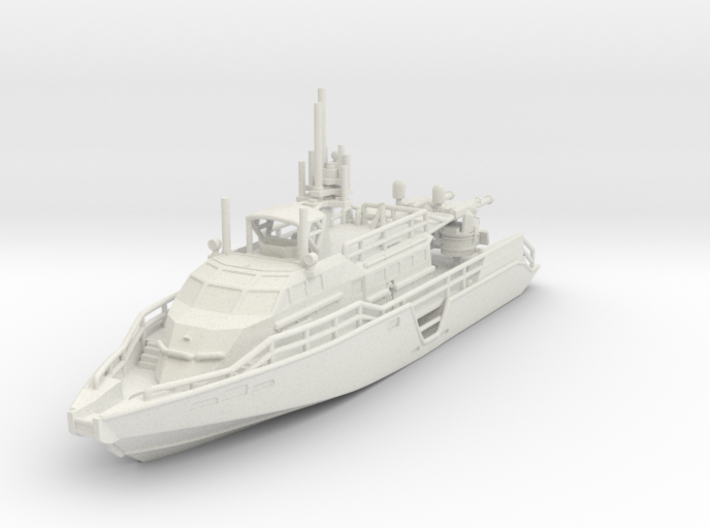 1/144 USN MKVI Patrol Boat Water Line 3d printed