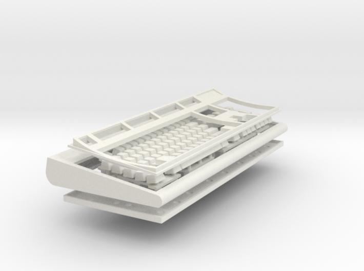 IBM 5150 parts 3d printed
