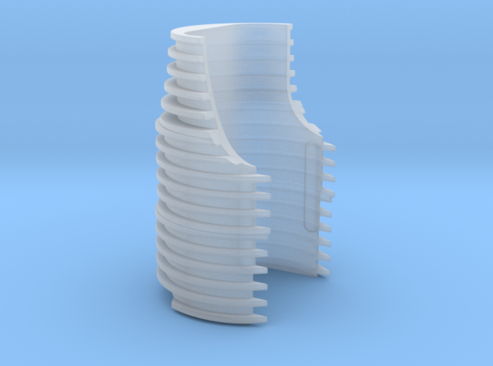 AW ANH Based Grill (AW Airsoft Version) 3d printed