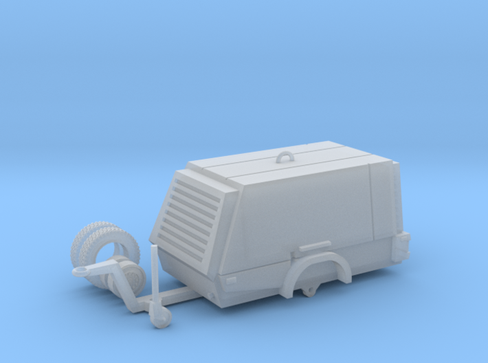 1:50 Baukompressor / Construction Compressor 3d printed