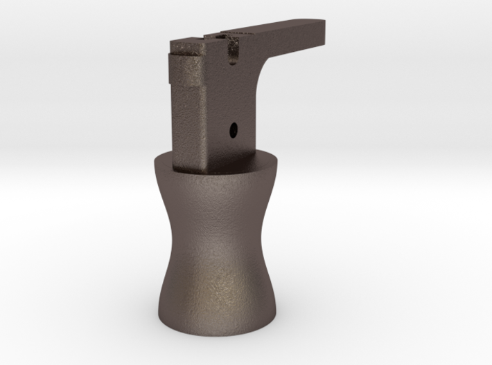 Maruzen M1100 Charching Handle F 3d printed