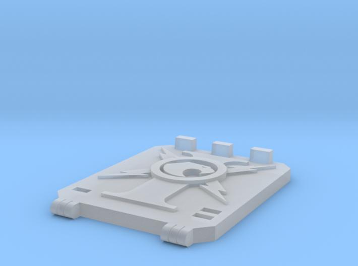 """Emperor's Finest """"Metal Box APC"""" Door #2 L 3d printed"""