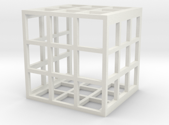 Uc Stones Cage 3d printed