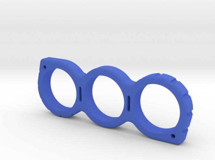 Shaped Fidget Spinner 3d printed