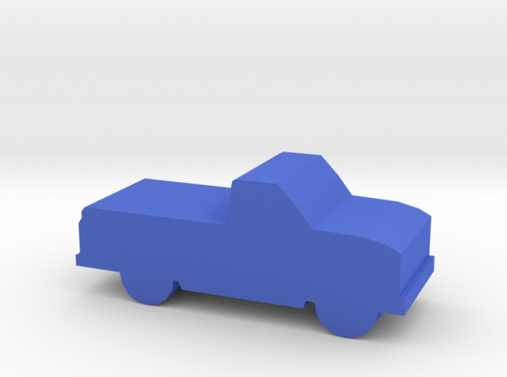 Game Piece, Pickup Truck (updated) 3d printed