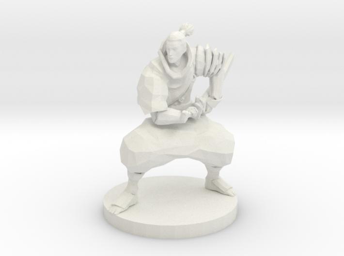 Samurai  3d printed