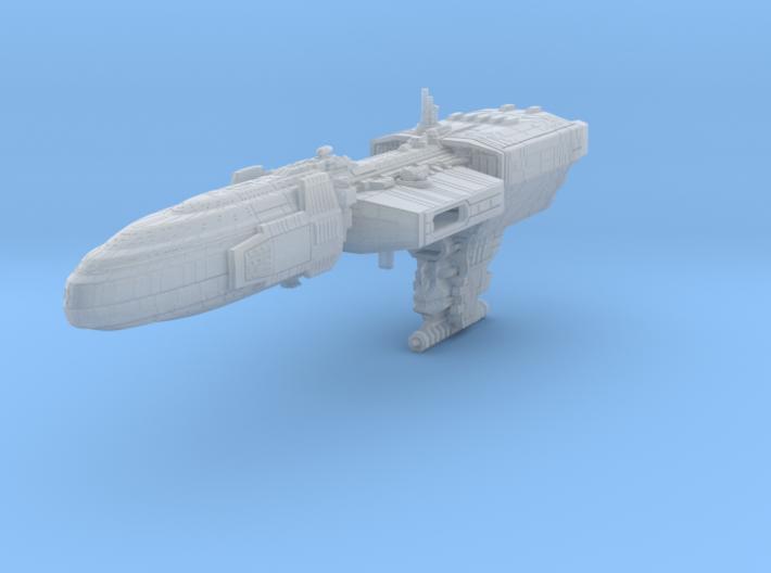 Quason-D Strike Carrier (armada) 3d printed